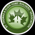 saint thomas home builder association logo